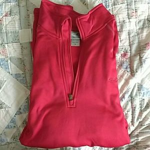 Red Champion exercise jacket